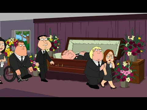 Family Guy - Peter Griffin's Funeral
