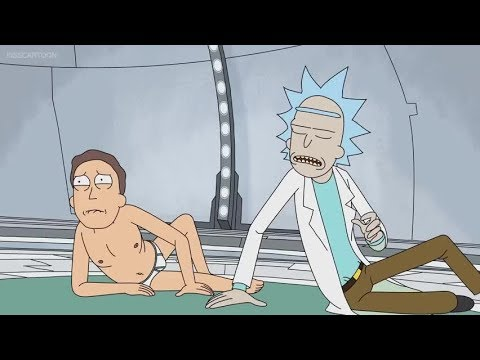 Rick and Morty Season 1 Episode 004 M  Night Shaym Aliens!
