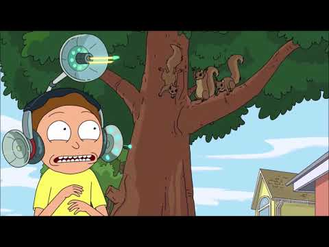 Rick and Morty: Morty's Mind Blowers - Morty Talks to Squirrels