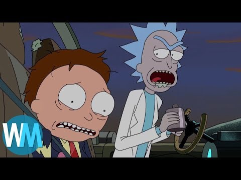 Rick And Morty'de Rick'in En Şeytani Olduğu 10 An!
