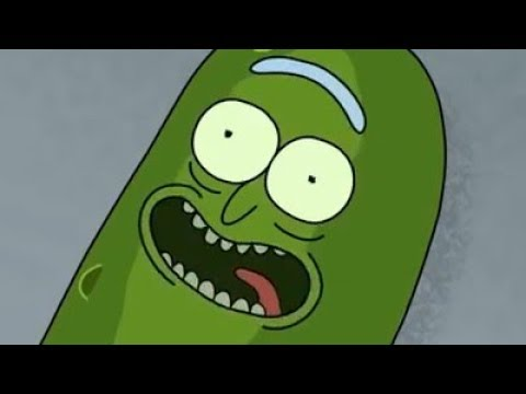 """I'M PICKLE RICK!"" over 1,000,000,000 times"