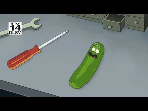 Rick and Morty Season 3: I'M PICKLE RICK!