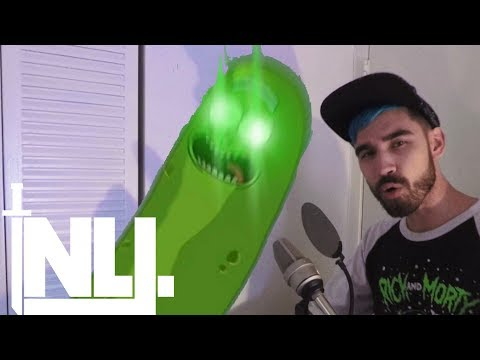 THE PICKLE RICK RAP (prod. Oscar Santos)