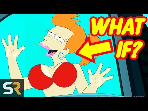 10 Futurama Fan Theories So Crazy They Might Be True