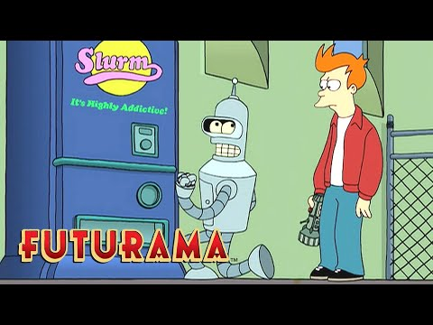 FUTURAMA | Season 2, Episode 4: The Winning Bottle Cap | SYFY