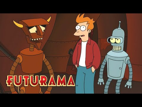 FUTURAMA | Season 5, Episode 16: A Deal With The Devil | SYFY