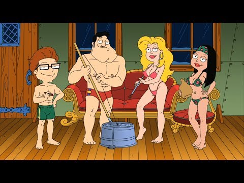 How Roger sees the Family - American Dad