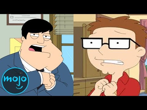 Top 10 Worst Things Stan Smith Has Done on American Dad
