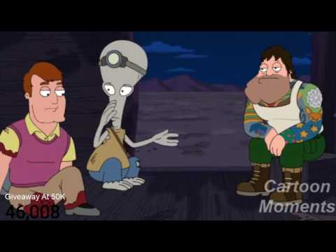 American Dad - Stan Meets the Two Hundred