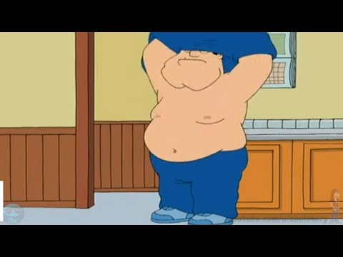 American Dad - Stan is anorexic