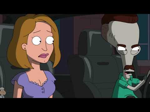 American Dad - Roger Goes Total Crazy