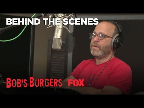 H. Jon Benjamin: Professional Voice Over Actor | Season 3 | BOB'S BURGERS