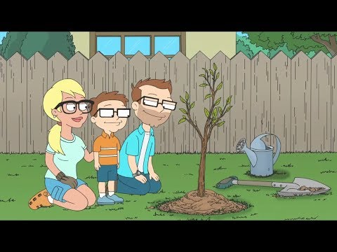 Steve's Future Family - American Dad