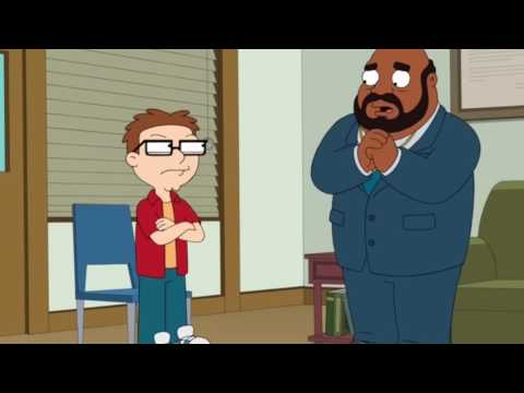 American Dad   Trapped in the Locker