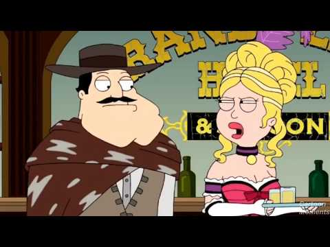 Stan in the Wild West - American Dad