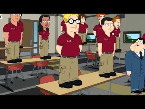 Stan Teaches the CIA Academy - American Dad