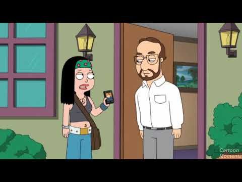 Hayley Looks For Stan - American Dad