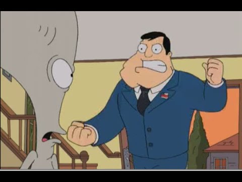 American Dad! Stan Obsesses Over Fussy