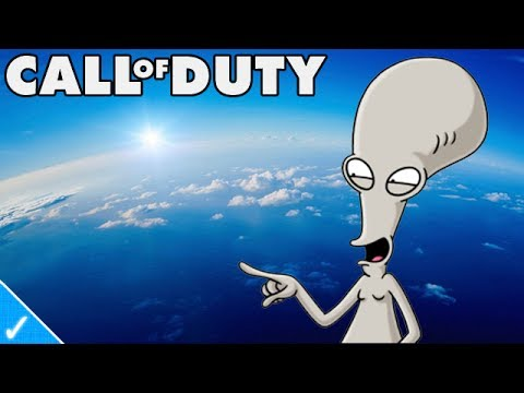 ROGER THE ALIEN PLAYS BLACK OPS 2