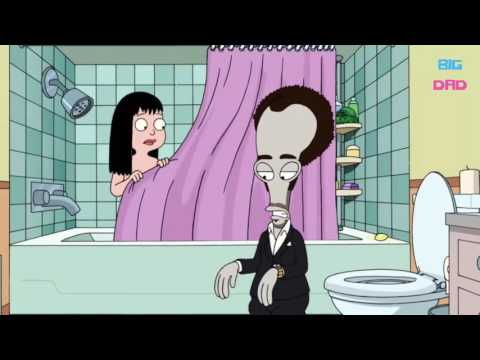 American Dad   Roger falls in love with Hayley