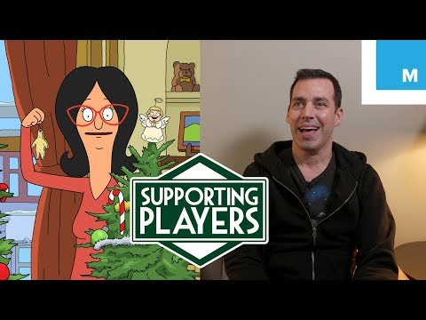 The Voice Behind Linda Belcher of 'Bob's Burgers' - Supporting Players