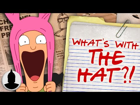 What is Louise Belcher Hiding? Bob's Burgers Conspiracy - Cartoon Conspiracy (Ep. 124)