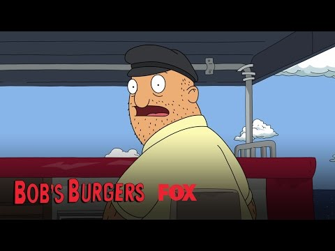 Bob Figures Out Teddy's Reason For Inviting Them Out On His Boat | Season 7 Ep. 2 | BOB'S BURGERS