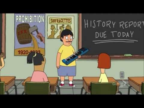 Bobs Burgers The Best Of Gene Part 1