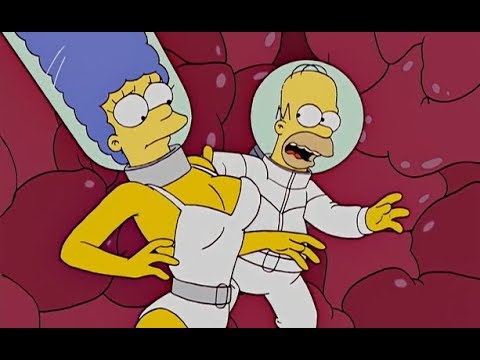The Simpsons - In the Belly of the Boss