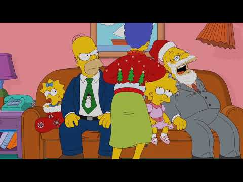 The Simpsons Holidays of Future Passed Part 01