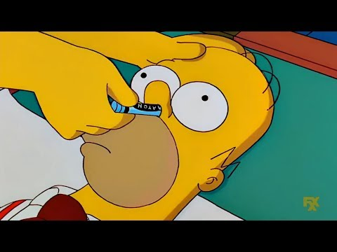 Make nose for Homer! Try Not To Laugh Challenge