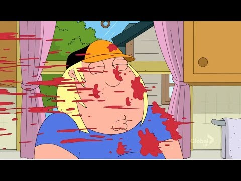 Family Guy - Peter Griffin Shoots His Head