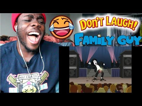 Family Guy Try Not To Laugh Challenge! l Family Guy Funniest Moments #2 REACTION!!!