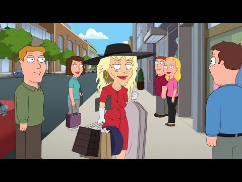 Family Guy   -  Quagmire Tries To Make Wife Beautiful