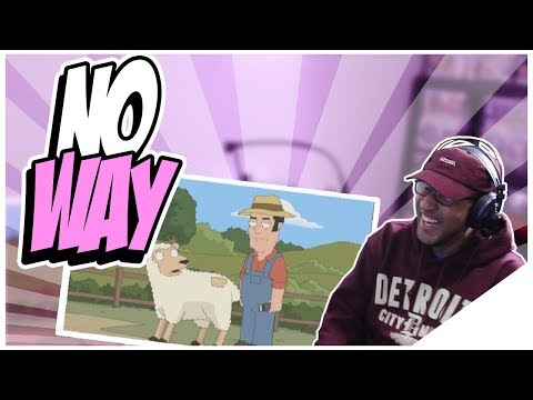 Sheep Shearing! Family Guy Try Not To Laugh Challenge | Funniest Moments #2 | Reaction