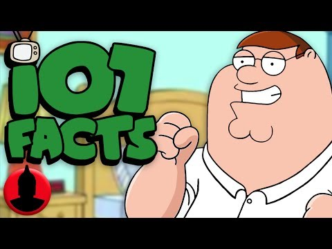 107 Peter Griffin Facts YOU Should Know! (107 Facts S7 E4) | Channel Frederator channel frederator