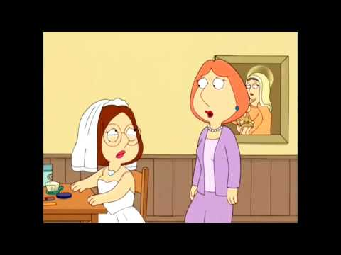 Family Guy :  Meg is  Pregnant and Getting Married