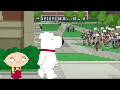 family guy 2018 is brian griffin racist?