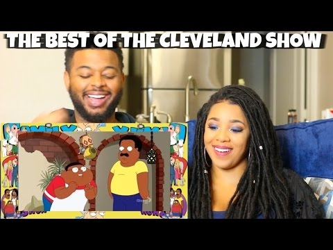 THE BEST OF THE CLEVELAND SHOW | Reaction