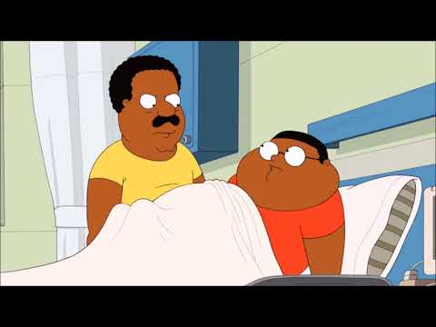 The Cleveland Show Funny Moments 2