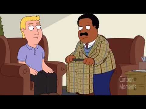 Family Guy - Cleveland Becomes A Therapist