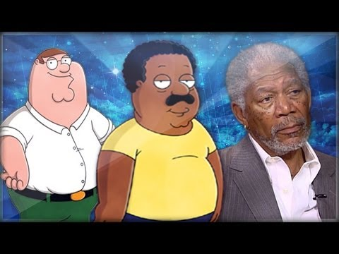 CoD Ghosts Voice Trolling (Peter Griffin, Cleveland Brown & Morgan Freeman) by ItsDarkVocal
