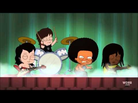 "The Cleveland Show - Rallo sings Danzig's ""mother""."