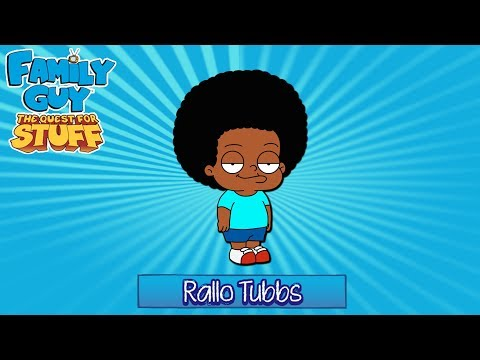 LET'S BUY RALLO TUBBS | Family Guy: The Quest For Stuff (2017)