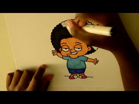 Rallo Tubbs Speed Drawing!