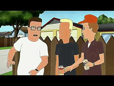 King of the Hill Hank Hill I'm Gonna Kick Your Ass Compilation