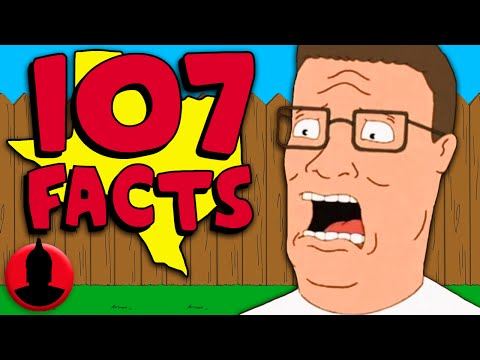 107 King of the Hill Facts YOU Should Know - (ToonedUp #166) | ChannelFrederator