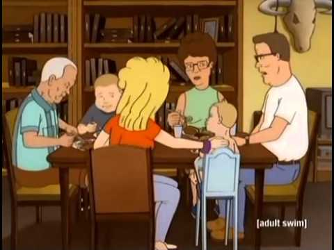 King of the Hill - Anger Managment Class