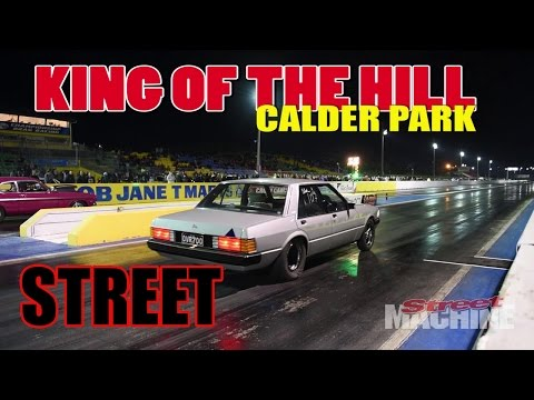 Calder Park King Of The Hill - Street Class