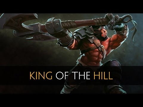 Dota 2 King of the Hill